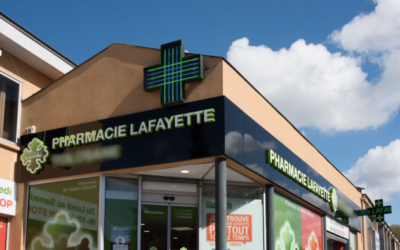 Lafayette Pharmacie vise 210 points de vente d'ici la fin de l'année