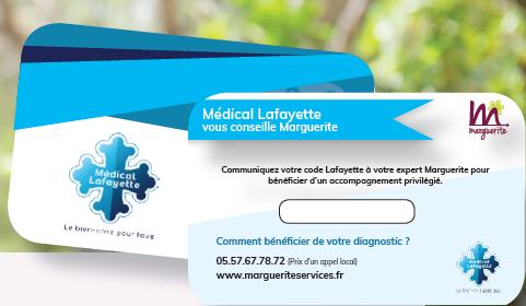 Médical Lafayette choisit Marguerite comme solution globale pour les personnes en perte d'autonomie