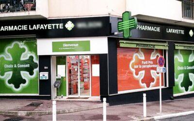 Pharmacie Lafayette a commandé 3,5 millions de masques en tissu