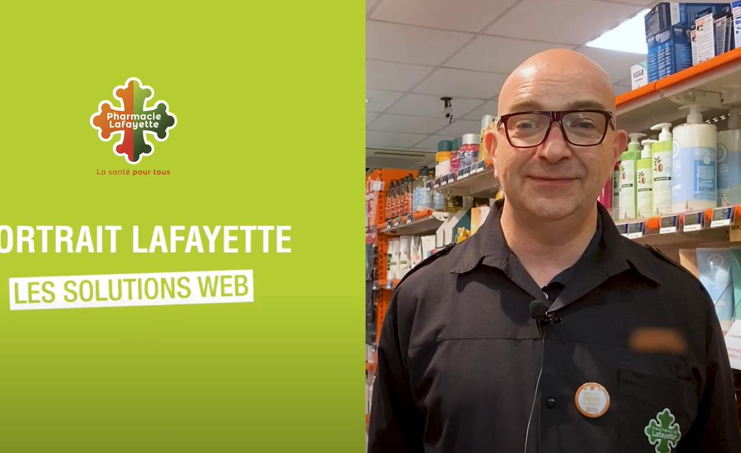 Découvrez les solutions web que Xavier a mises en place pour moderniser sa pharmacie