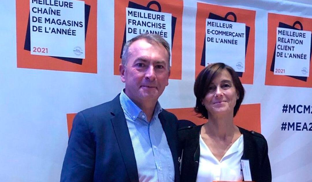 Pharmacie Lafayette remporte 2 trophées à l'évènement Meilleure Chaîne de Magasins