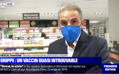 Grippe : un vaccin quasi introuvable