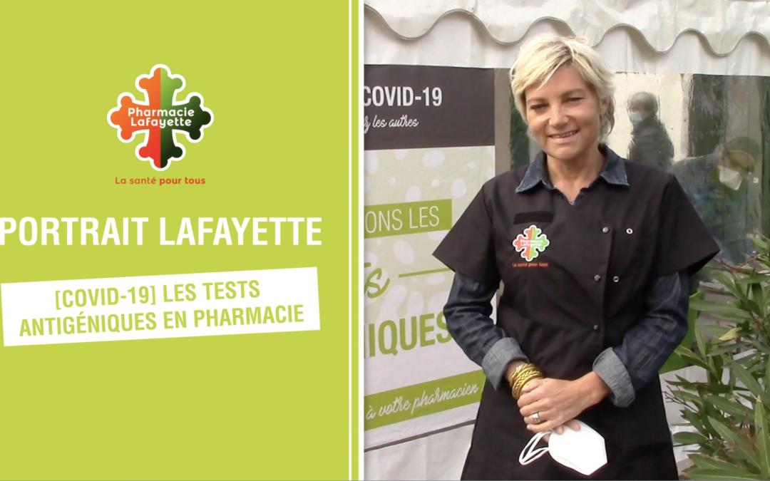 Mission de santé contre le coronavirus - Pharmacie Lafayette
