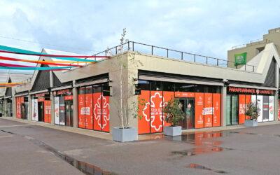 Une nouvelle Parapharmacie Lafayette à Paddock Paris-Est