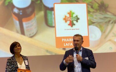 Presse : Trophée «Meilleure chaîne de magasin» Pharmacie Lafayette récompensée pour la 6è année consécutive !